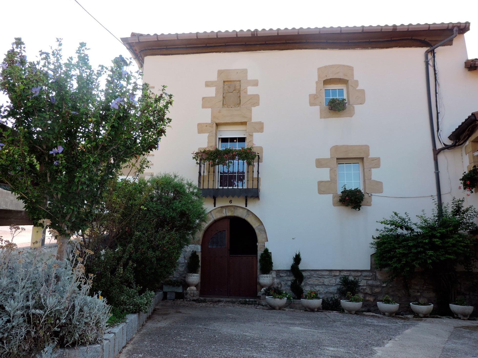 Casa Palacio Belascoáin