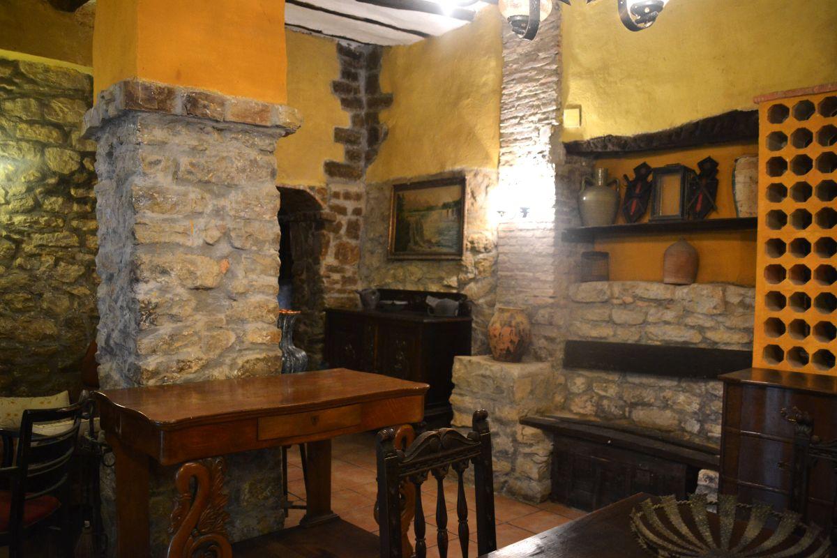 Txoko en casa rural Belascoáin